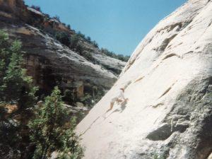 Kellee Rock Climbing